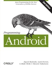 Java Review (from Programming Android 2nd ed)