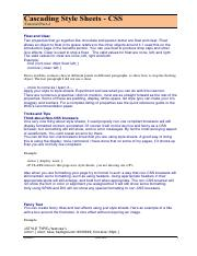CSS-2-Cascading Style Sheets-Tutorial 2.pdf