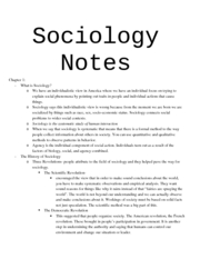 sociology for everyone course notes Political sociology: the state part lecture notes for test 4 [click on the titles below to reach the lecture notes] reading assignment in henslin (2015.