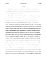 conrad demarest model for the rise and fall of empires smit shah  5 pages dbq essay