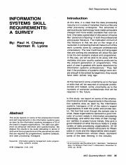 Information Systems Skill Requirements- A Survey.pdf