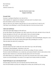 Chapters 16-18 Notes