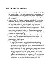 Kant - What is Enlightment.pdf