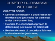 CHAPTER_14_-_DISMISSAL_WITH_CAUSE