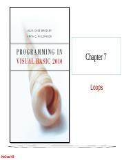 Chapter 7 Loop.ppt