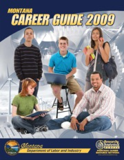 13 - Montana Career Guide