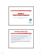 Chapter 5 - Project Scope Management.pdf
