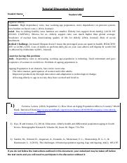 Tutorial Discussion Notesheet1.docx
