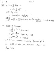 Homework 7 Solutions math 494