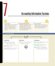 Chapter 7 Accounting Information Systems