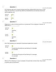Human Resources Management - Quiz 6.docx