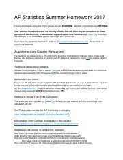 AP-Statistics pdf -     (oracombination)