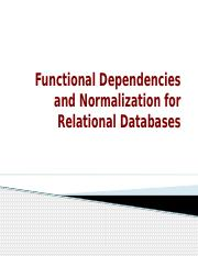 08-SEP-2016_RM001_A Functional Dependencies and Normalization for Relational Databases