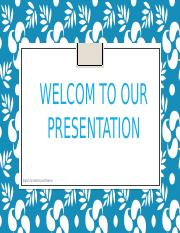 Welcom-to-our-presentation2-2.pptx
