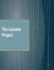 The Laramie Project 16.pptx