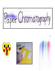 Paper Chromatography.ppt