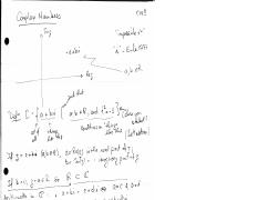 linear algebra notes (2)