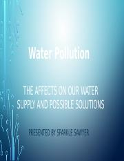 Water Pollution Analysis Presentation.pptx