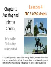 Chap01 Auditing and Internal Control – assignments for reading.pptx