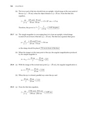 10_Ch 25 College Physics ProblemCH25 Optical Instruments