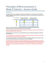 T09 Answer Guide(1)