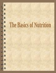 1.Basics of Nutrition.ppt