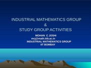 Industrial_Mathematics_Group
