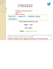 Lecture 6 -Twitter Data Analysis.pptx