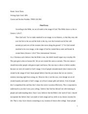 depression research paper