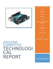 Summative-Technological-Report