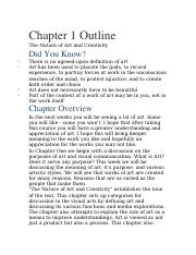 Ch. 1 Outline & Overview.docx