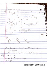 Molecules W 2 Chiv Notes