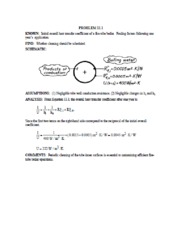 MECH596HeatTransfer_HomeworkSolutionChp11