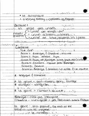 Carneille Notes