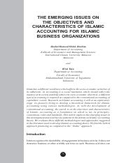 Islamic Accounting-Article 4