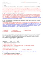 exam1 spring 2014 Mth 111 - spring 2014 exam 1 review (solutions) exam 1: february 25th 6:00-7:30 this exam review contains questions similar to those you should expect to see on exam 1.