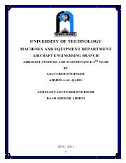 Aircraft Systems & Maintenance.pdf