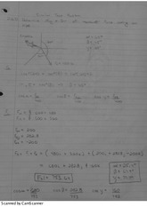 finding magnitude and direction of a resultant vector notes