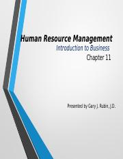 Chapter 11 Human Resources 2018_2110924975.pptx