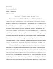 EngLt320 Research Essay