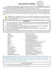 Focused Free Writing Handout.pdf
