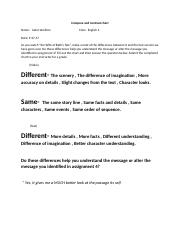 Compare and contrast chart web.docx