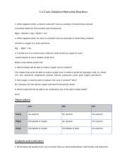 5.4.3 Lab Oxidation Reduction Reactions.docx