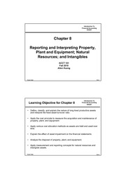 Chapter 8 for course website
