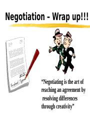 13_Negotiation Wrap up.ppt