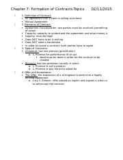 BLAW Unit II Notes.docx