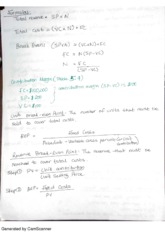 Acct  Formulas and Examples