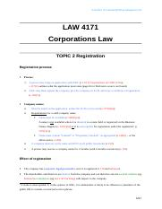Corporations Law notes.doc