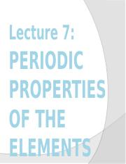 C9_Lec 07_Periodic Properties of the Elements.pptx