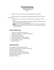 Map and Chronology Quiz Information (Winter 2010)-1